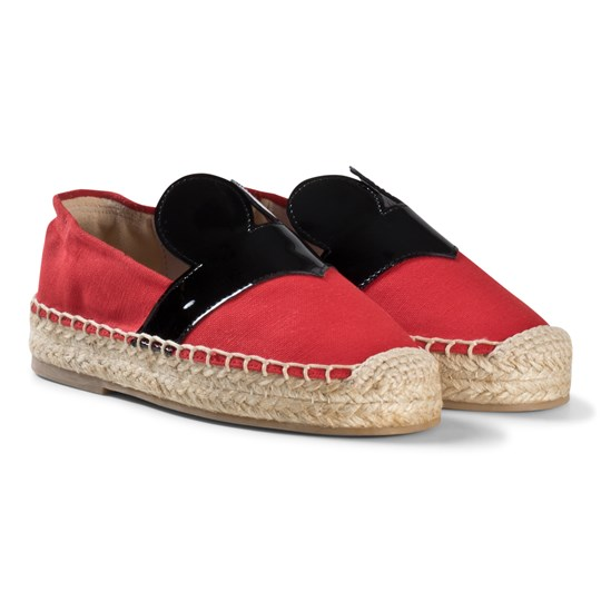 Minna Parikka Red Mighty Mini Espadrilles Red