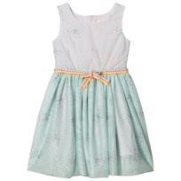 Billieblush Mint Sparkle Tulle Party Dress Z40