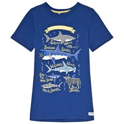 Joules Ray Glow-in-the-Dark Jersey Topp