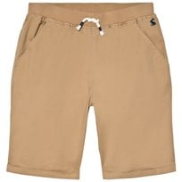 Tom Joule Sand Drawstring Waist Woven Shorts 沙色