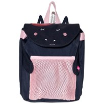 Tom Joule Buddies Glitter Unicorn Backpack Navy Glitter Unicorn