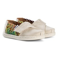 Toms Multi Crochet/Hemp Tiny TOMS Classics Multi