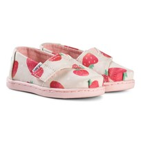Toms Birch Strawberries and Cream Tiny TOMS Classics BIRCH STRAWBERRIES AND CREAM
