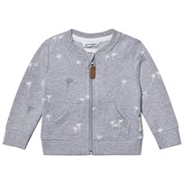 eBBe Kids Row sweat jkt Mixed palm trees Mixed palm trees