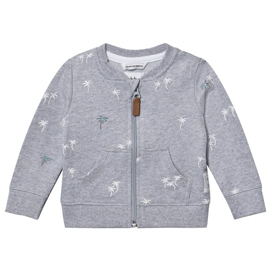 ebbe Kids Row Sweat Jacka with Mixed Palm Trees Mixed palm trees