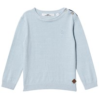 eBBe Kids Anton knitted sweater Ice blue Pink