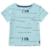 eBBe Kids Zour tee Pale turquoise Pale turquoise