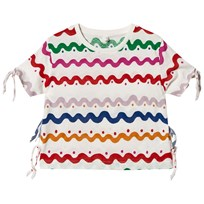 Stella McCartney Kids Multi Colour Wiggle Tassle Top 9577