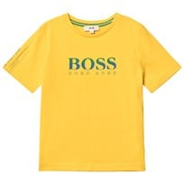 BOSS Yellow Brazil Branded World Cup Tee ZA5