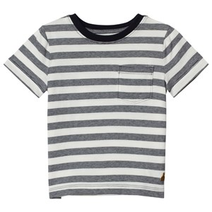 Image of GAP Stripe Pocket Tee True Indigo 18-24 mdr (2962706977)
