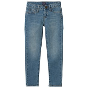 Image of GAP Super Skinny Jeans Light Wash 10 (9-10 år) (2962707359)