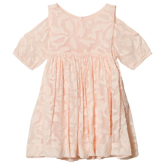 Carrément Beau Pale Pink Floral Voile Ceremony Dress N74