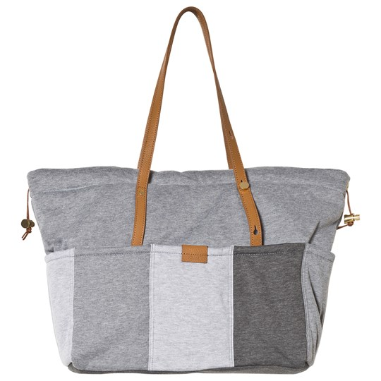 Chloé Light Grey Fleece Changing Bag A38