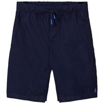 Ralph Lauren Navy Shorts Elasticated Waist 002
