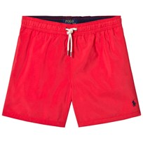 Ralph Lauren Red Swim Shorts with PP 004