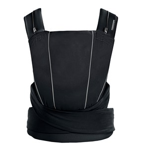 Image of Cybex Maira Tie Baby Carrier Lavastone Black (3056059143)