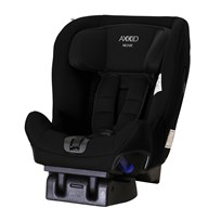 Axkid Move Carseat Rear-facing 9-25kg Black Black