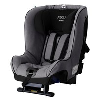 Axkid Minikid (2018) Carseat Rear-Facing 0-25kg Grey Black