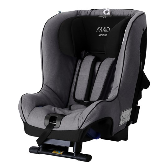 Axkid Minikid (2018) Carseat Rear-Facing 0-25kg Grey Sort