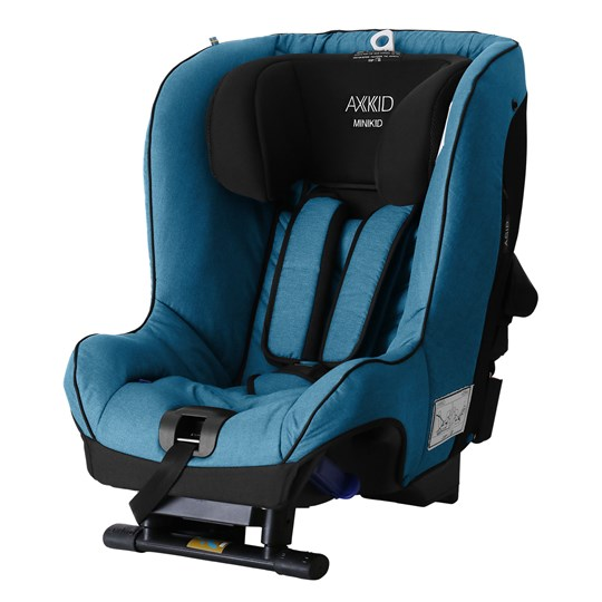 Axkid Minikid Car Seat Rear-Facing 0-25kg Petrol 2018 Petrol