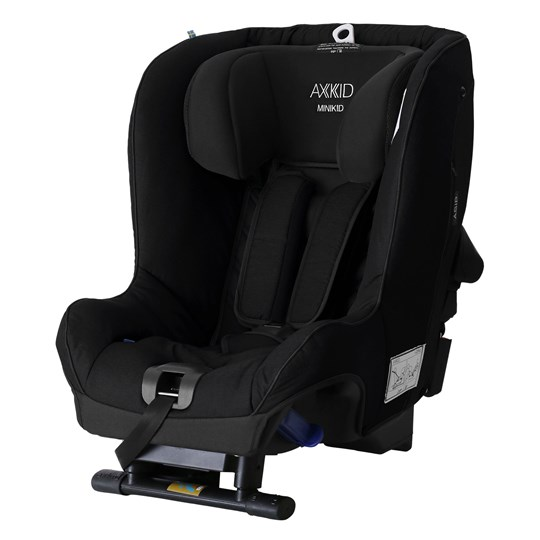Axkid Minikid Carseat Rear-facing 0-25kg Black Black