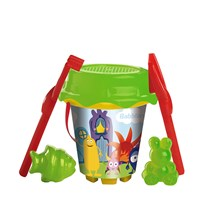 Babblarna Bucket Set Green