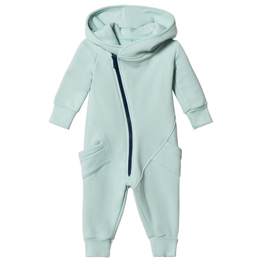 Gugguu College Onesie Light Mint/Deep Blue Light Mint/Deep Blue