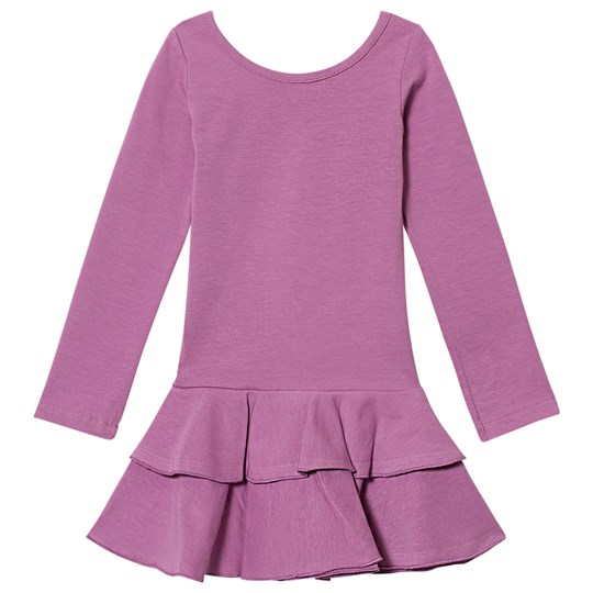 Gugguu Frilla Dress Violet Violet