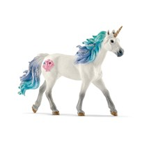 Schleich Sea Unicorn Stallion White