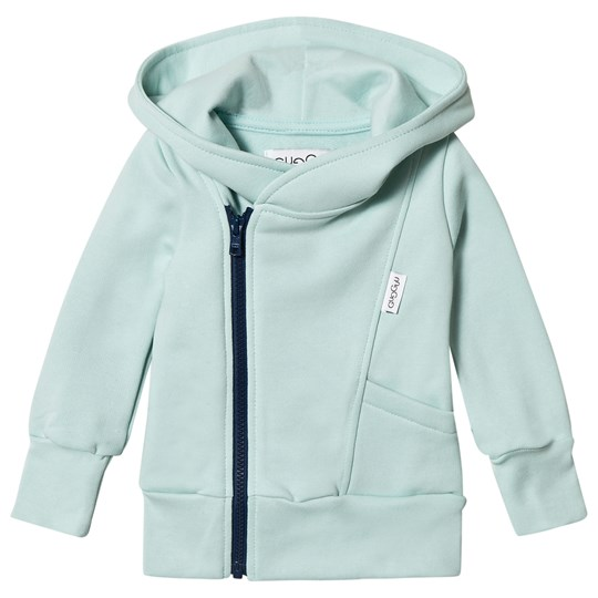 Gugguu College Hoodie Light Mint/Deep Blue Light Mint/Deep Blue