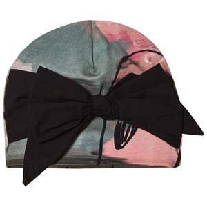 Image of Papu Bow Beanie Bird Painting 1-2 år (2963555041)