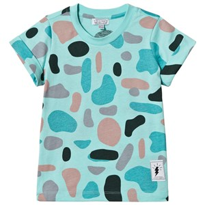 Image of Civiliants All Over Print Tee Mint 80/86 cm (2963554089)
