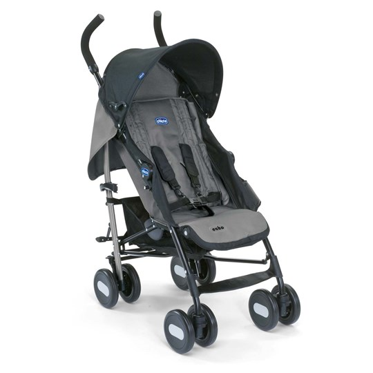Chicco Chicco Echo Stroller Coal Black