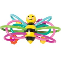 Manhattan Toy Zoo Winkel Bee Yellow