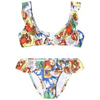 Mayoral Multi Colour Frill Bikini 64