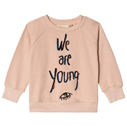 Soft Gallery Chaz Sweatshirt Rose Cloud Young Embroidery