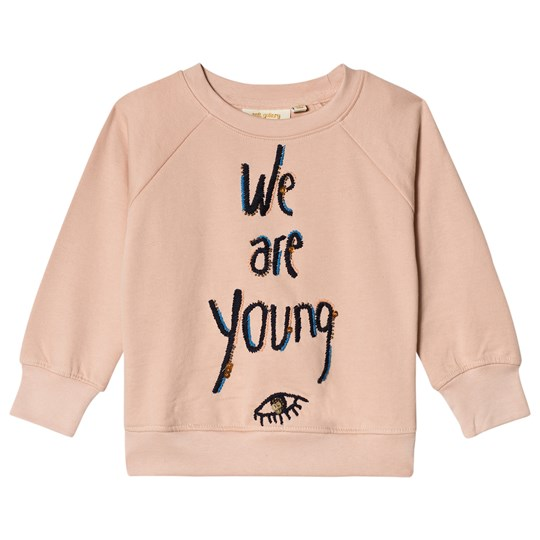 Soft Gallery Chaz Sweatshirt Rose Cloud Young Embroidery Rose cloud Young Emb.