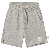 Soft Gallery Alisdair Neppy Print Shorts Grå/Svart Grey Black Neppy