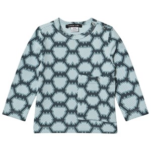 Image of Little LuWi Blue Snake Long Sleeved T-Shirt 110/116 cm (1078466)