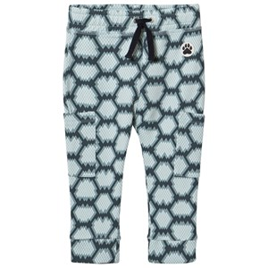 Image of Little LuWi Blue Snake Joggers 110/116 cm (2964314819)