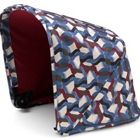 Bugaboo Bugaboo Fox Sun Canopy Waves Multi