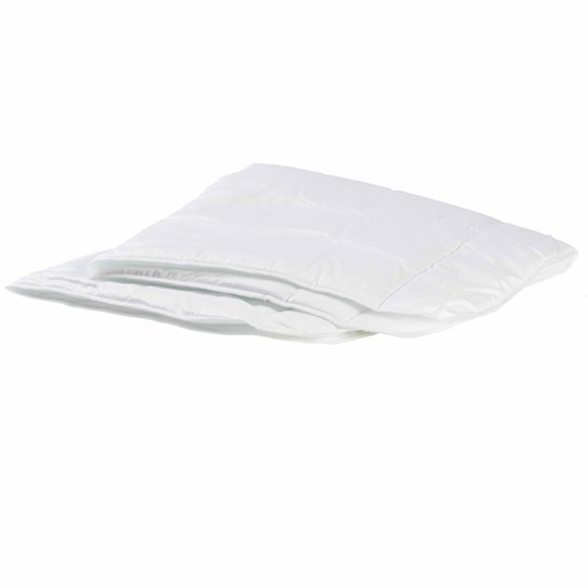 NG Baby Duvet for Crib/Pram Thin White
