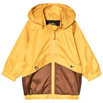 Mini Rodini Sporty Jacket Yellow Yellow