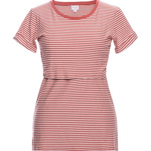 Image of Boob Eva Striped Top Tofu/Faded Rose 42 (2965217817)