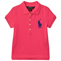 Ralph Lauren Pink Big PP Polo