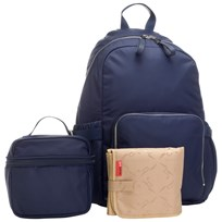 Storksak Hero Backpack Navy Navy