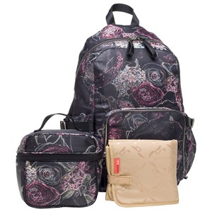 Image of Storksak Hero Backpack Floral (2965218875)