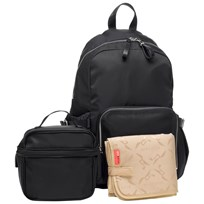 Babymel Hero Backpack Black Black