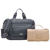 Storksak Seren Convertible Changing Bag Graphite Sort