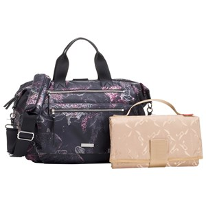Image of Storksak Seren Convertible Changing Bag Floral (2965219949)